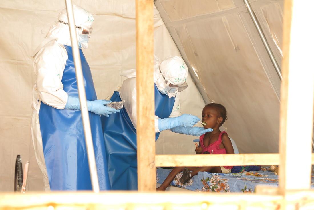 Sierra Leone : retour sur le rôle de Medair dans la lutte contre le virus Ebola