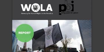 Mexique : Nouveau rapport sur les Mécanismes de protection pour les DDH et les journalistes