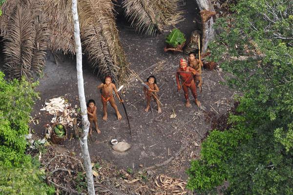 Des peuples indigènes rejettent les appels à un contact forcé avec les peuples isolés de leur pays