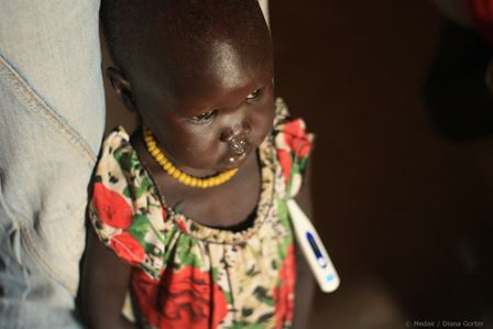 Des soins de santé vitaux pour les réfugiés – Journée mondiale des réfugiés