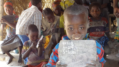Aujourd'hui, les élèves au Tchad apprennent mieux