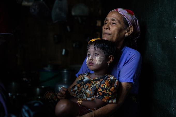 Fortes inquiétudes dans l'ouest de la Birmanie – L'aide humanitaire fragilisée