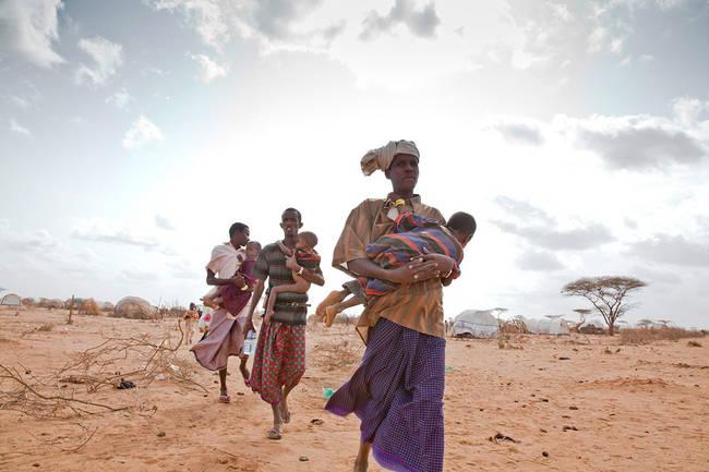 Une crise alimentaire frappe la Somalie et le Soudan du Sud