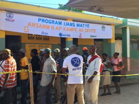 Haïti: Six mois après l'ouragan Matthew, des besoins toujours importants