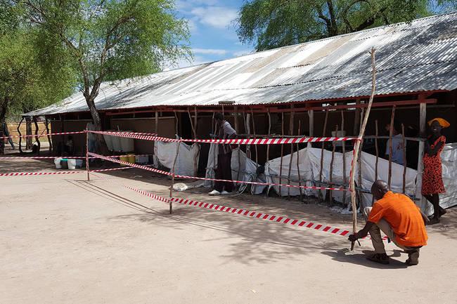 Soudan du Sud: la malnutrition et le choléra menacent les déplacés dans l'est du pays