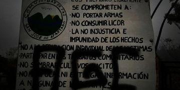 Colombie : Le côté sombre des accords de paix