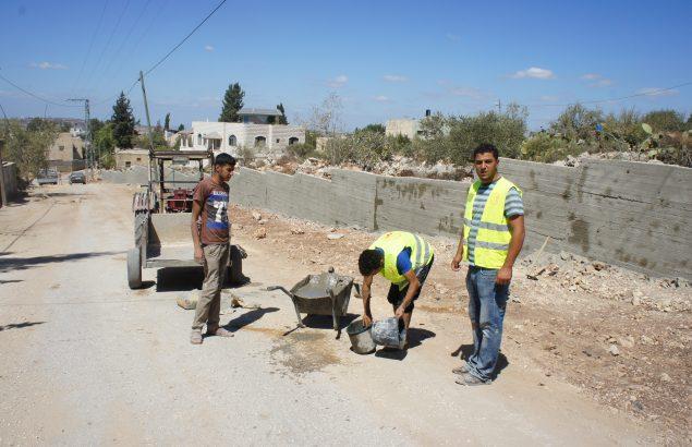 Des mesures pour protéger la population des attaques de colons en Cisjordanie