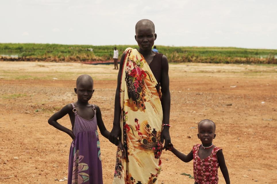 Soudan du Sud : Avoir la chance d'être en vie
