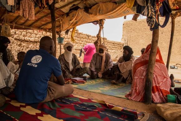 Mali: Soutien aux initiatives communautaires pour un relèvement solidaire