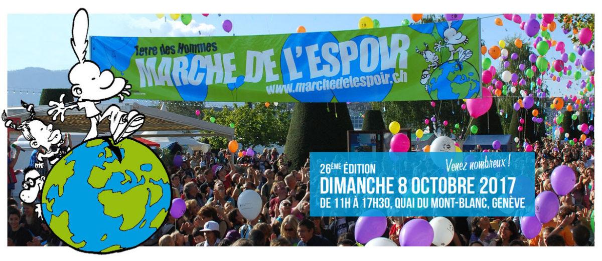 Suisse: plus que quelques jours pour vous inscrire à la Marche de l'espoir!