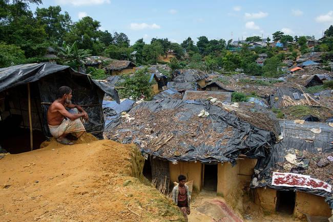 Réfugiés rohingyas au Bangladesh: «Ce camp présente toutes les caractéristiques d'une crise sanitaire d'urgence»