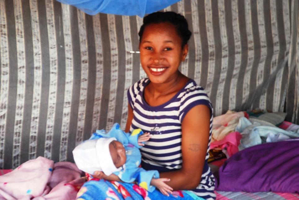 Défier les forces de la nature : réhabilitation des abris anticycloniques à Madagascar