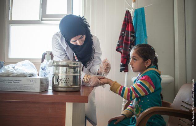 Moyen-Orient, la santé en crise