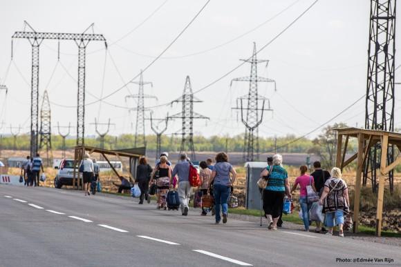 Ukraine : un appel à la mobilisation d'urgence pour les populations oubliées du Donbass