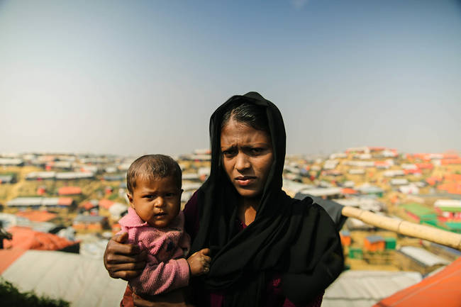 © Mohammad Ghannam/MSF