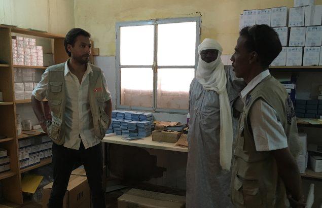 « Le Niger fait face à 3 crises humanitaires en même temps »
