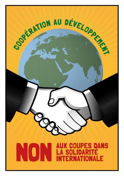 Suisse: A nouveau, la FGC et ses membres se mobilisent pour défendre l'engagement international de la Ville de Genève
