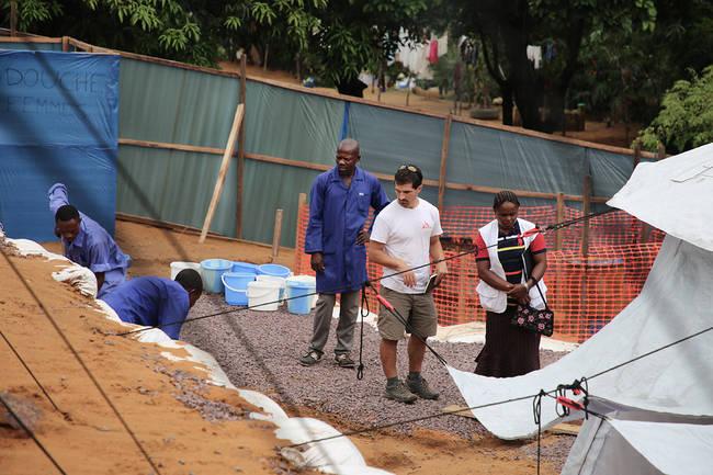 Choléra en RDC: MSF renforce son soutien auprès de la population