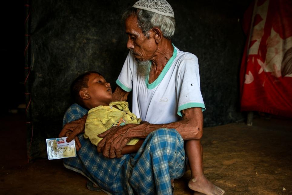 Bangladesh : Perdus ensemble