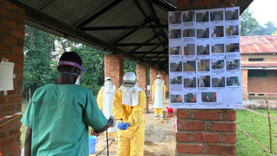 RD Congo: MSF vaccine les communautés dans les zones les plus enclavées