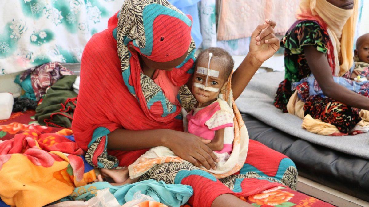 MSF ouvre un programme nutritionnel en urgence au Tchad