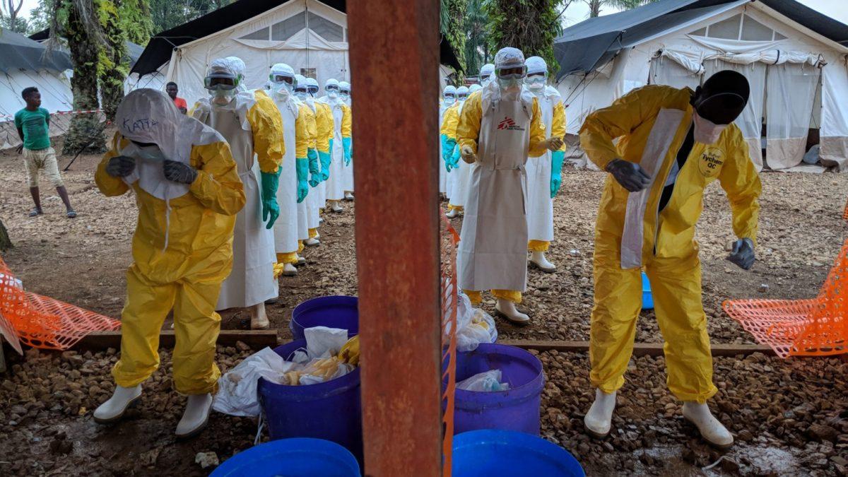 RD Congo – Nord-Kivu: MSF soigne 65 patients atteints d'Ebola en un mois