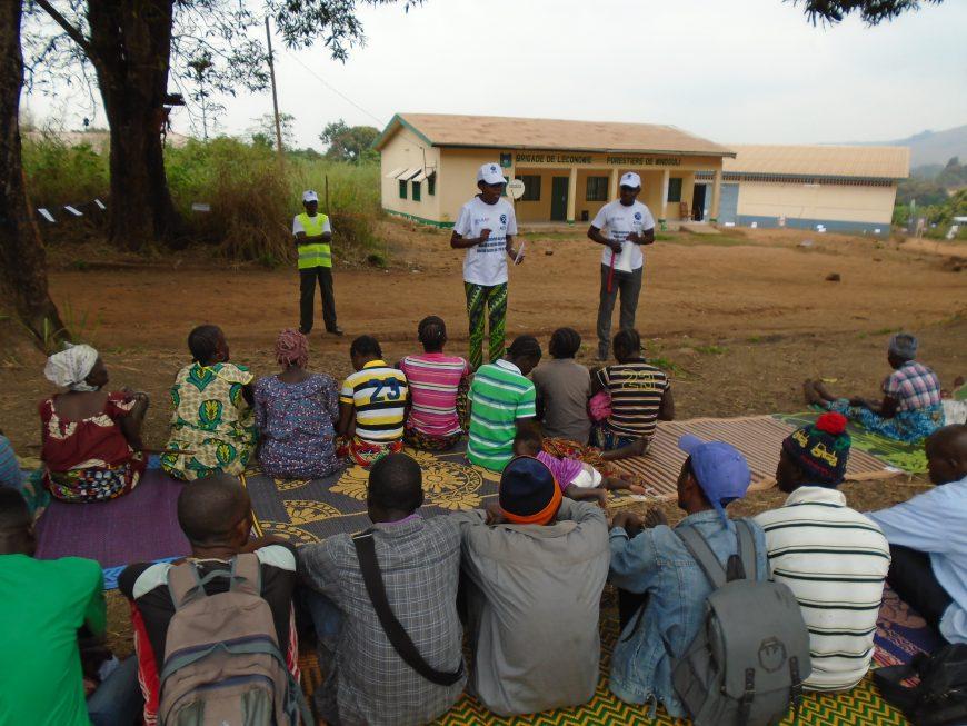 République du Congo: un soutien multisectoriel pour les personnes déplacées du Pool