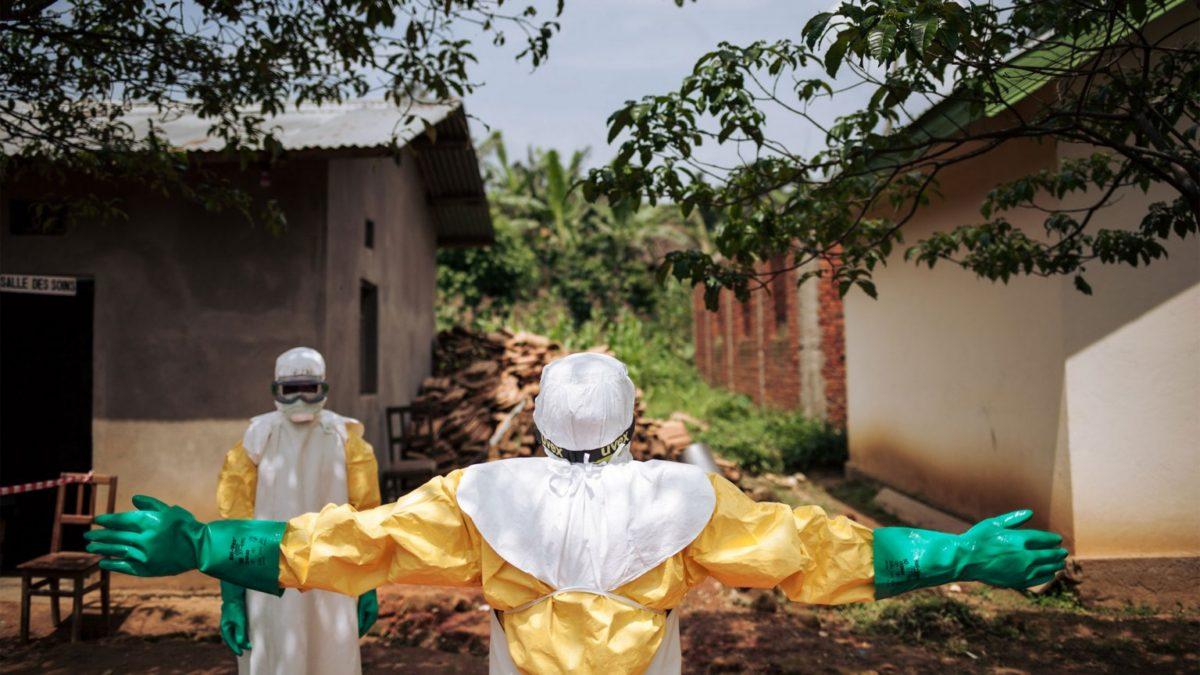 RD Congo: la riposte Ebola n'arrive pas à prendre le dessus sur l'épidémie