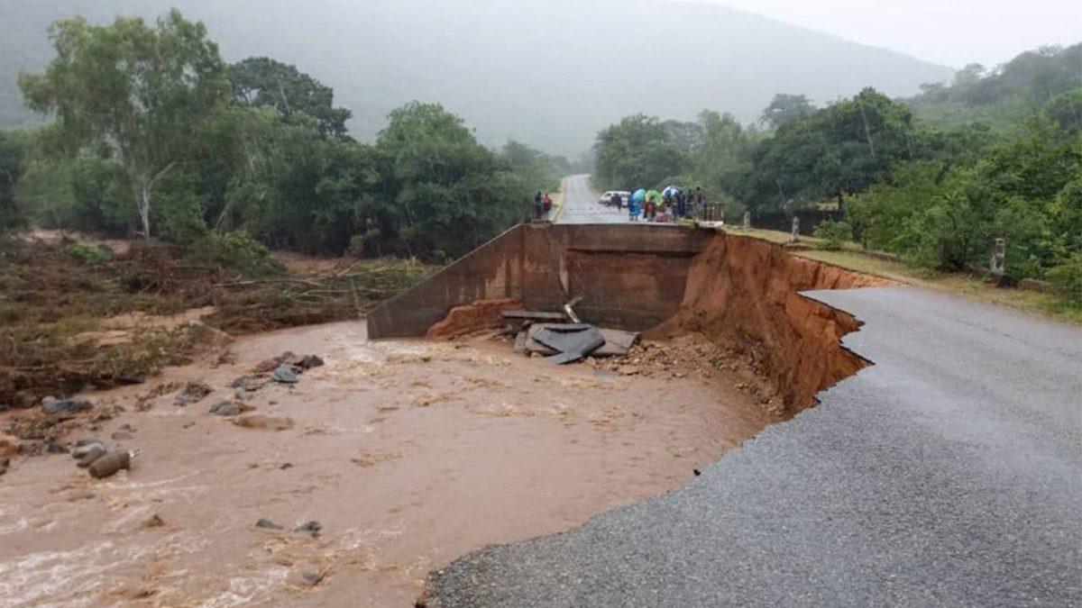 Cyclone Idai: intervention d'urgence au Mozambique, au Zimbabwe et au Malawi