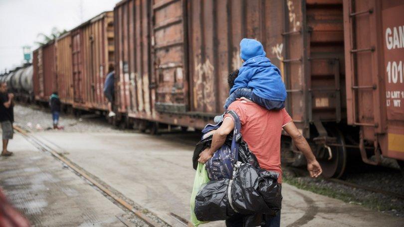 70 millions de déplacés sur les routes de l'exil