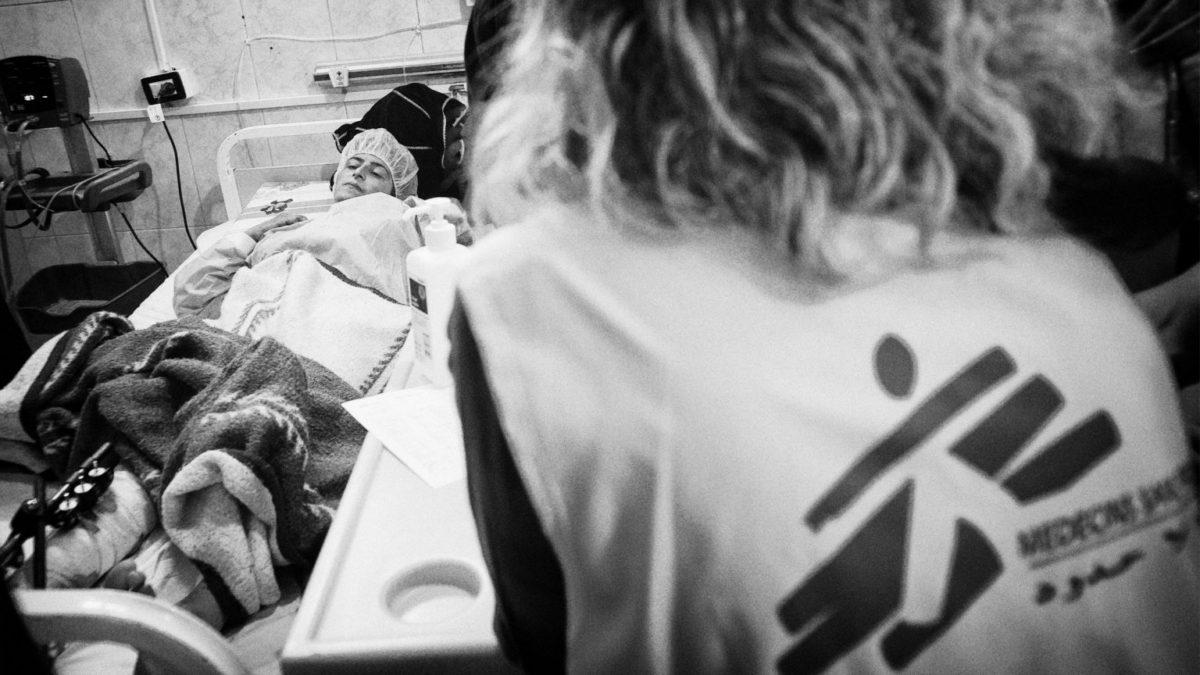 Irak: à la frontière avec la Syrie, MSF démarre des activités médicales pour les populations fuyant le conflit