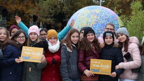 30 ans des droits de l'enfant à Genève