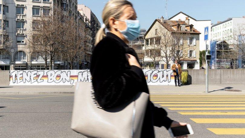 Covid-19 en Suisse: MSF débute ses activités à Genève