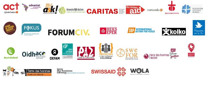 Appel à l'international pour dénoncer les assassinats d'enfants et jeunes en Colombie