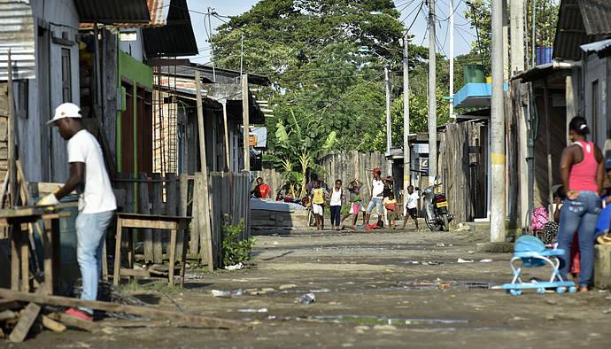 Tuerie à Tumaco en Colombie