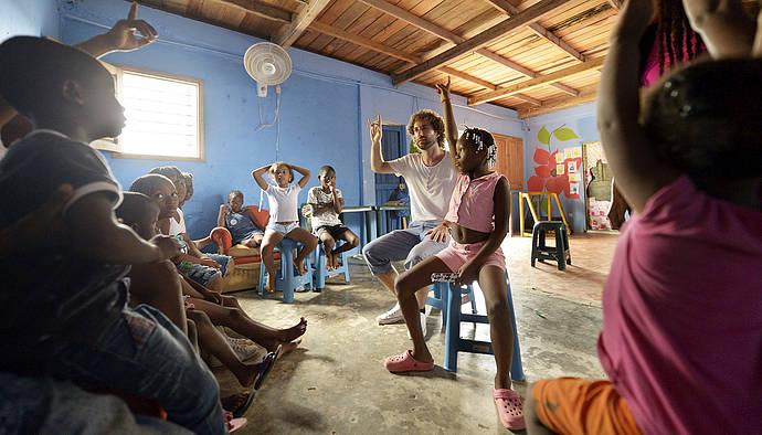 Colombie: Construction d'une culture du respect