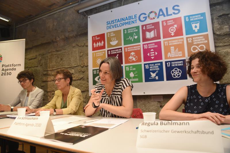 Objectifs de développement durable: la Suisse à la peine