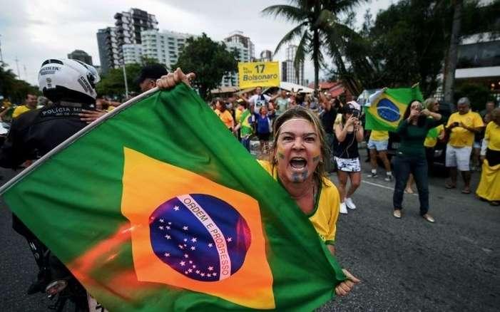 Le Brésil au bord de l'implosion à cause d'une campagne fake