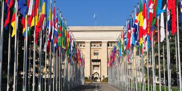 Journée internationale des droits humains