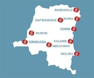 RDC : un réseau d'eau pour lutter contre le choléra