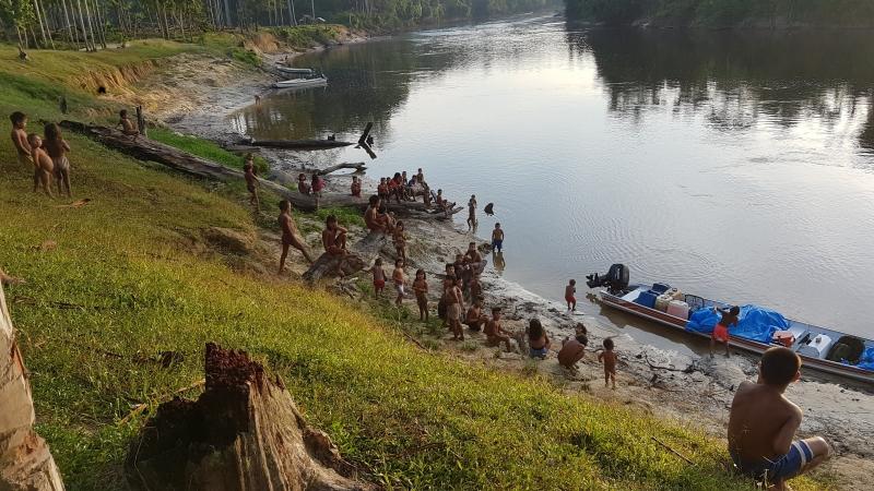 Défendre les droits des peuples indigènes au Brésil: le MCI sur Léman Bleu