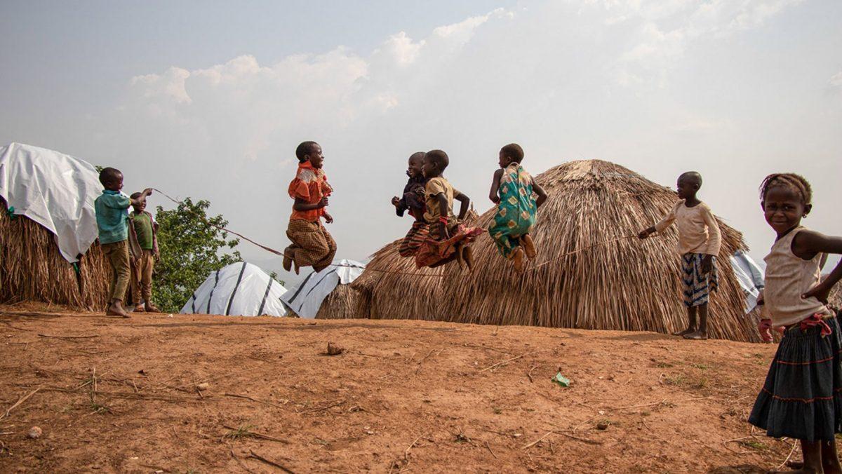 Les déplacés de la zone de Nizi, au nord-est de la RDC, vivent dans des conditions alarmantes