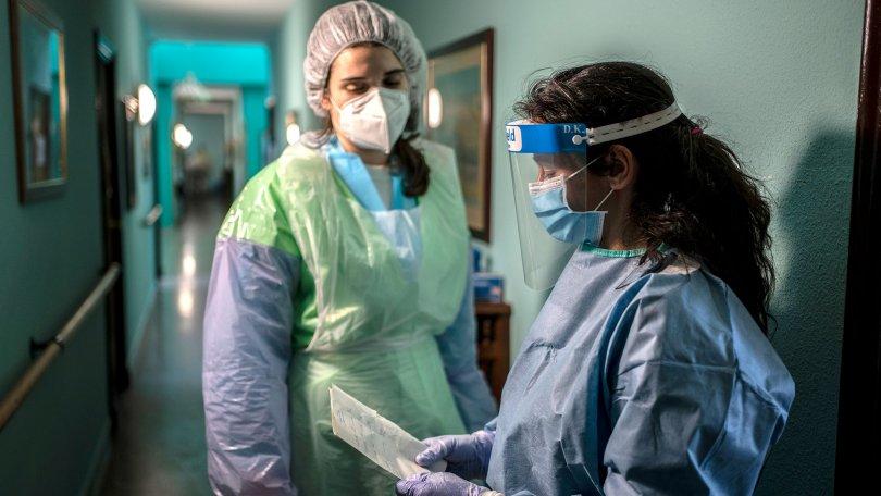 La pénurie d'équipements de protection individuelle met en danger les professionnels de santé et les activités médicales