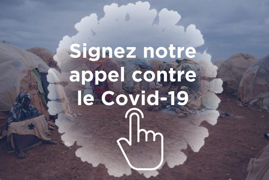 ACTED est mobilisée dans 37 pays pour soutenir les plus vulnérables face à la pandémie de Covid-19.
