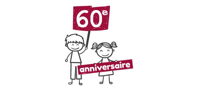 Terre des Hommes célèbre 60 ans d'actions en faveur des droits de l'enfant