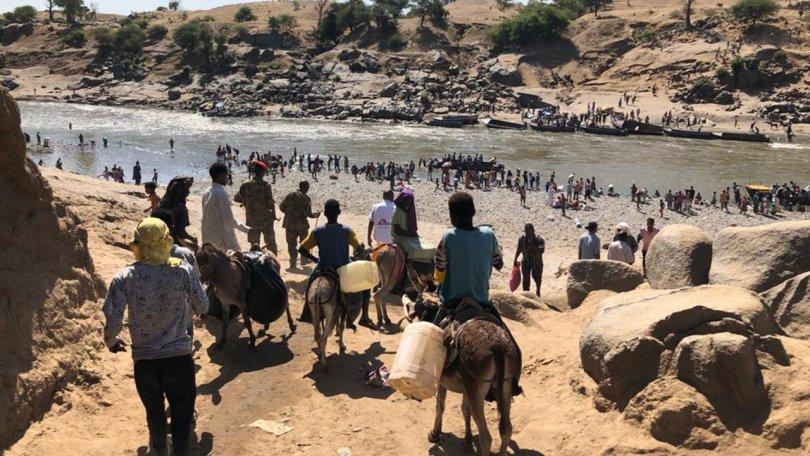 Soudan: MSF offre soins médicaux et assistance pour les personnes qui fuient les violences en Ethiopie