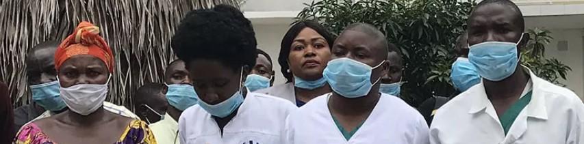 En République démocratique du Congo : lutter contre les épidémies dans les centres de santé