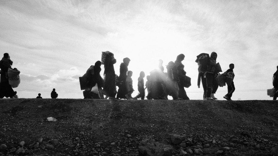 Dix ans de guerre en Syrie