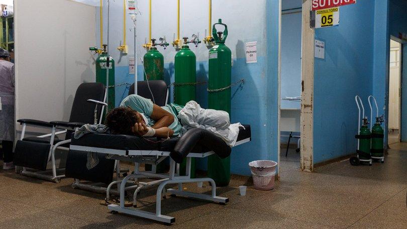 L'échec de la réponse à l'urgence Covid-19 conduit le Brésil à une catastrophe humanitaire