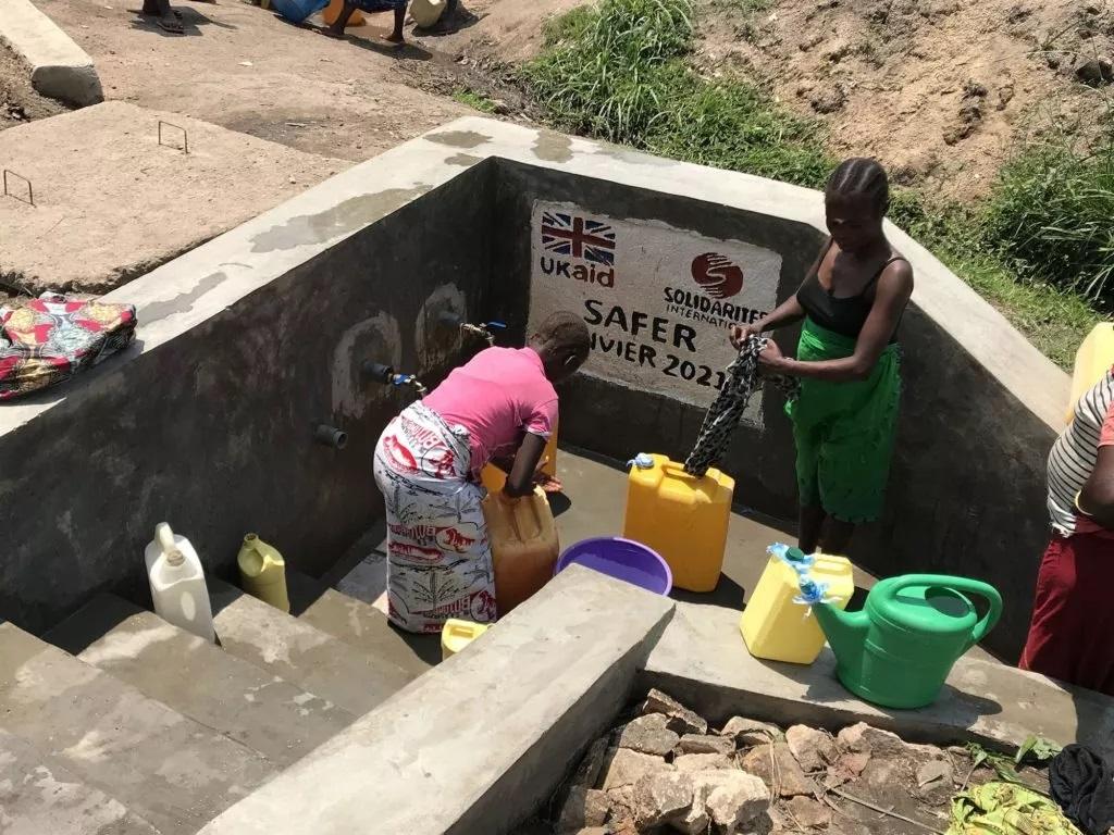 Lutter contre les épidémies en République démocratique du Congo : choléra, Ebola & Covid-19